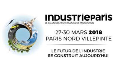 Salon Industrie Paris – 2018